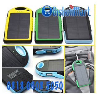 Power Bank Solar Energy