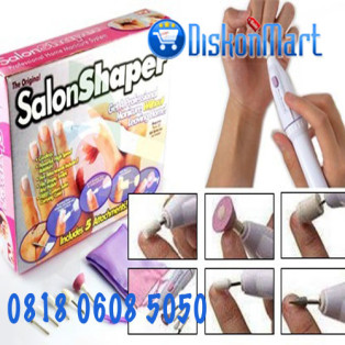 Salon Shaper – Alat Menicure Pedicure Portable